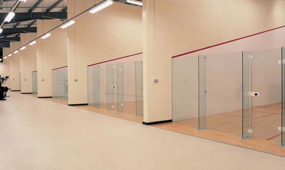 Squash Glass Midland Glazing